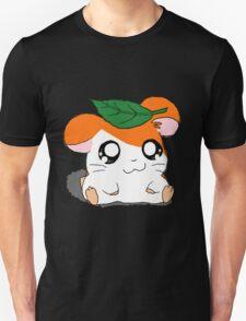Hamtaro with Leaf Unisex T-Shirt