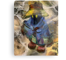 Lost Mage Metal Print