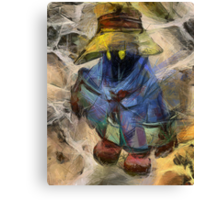 Lost Mage Canvas Print