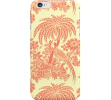 Pink Chintz Pattern iPhone Case/Skin