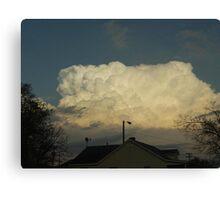 Superstorm's 8 Canvas Print