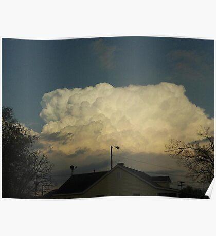 Superstorm's 8 Poster