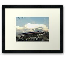 Superstorm's 11 Framed Print