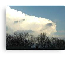Superstorm's 18 Canvas Print