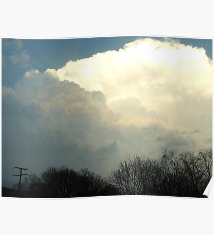 Superstorm's 25 Poster
