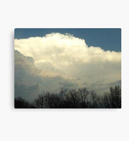 Superstorm's 26 Canvas Print