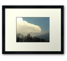 Superstorm's 27 Framed Print