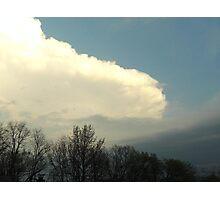 Superstorm's 27 Photographic Print
