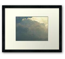 Superstorm's 28 Framed Print