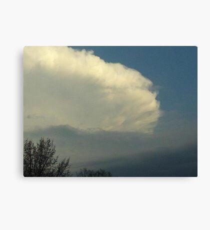Superstorm's 30 Canvas Print
