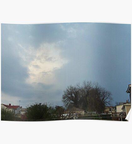 Superstorm's 35 Poster