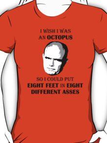 Red Forman - Octopus T-Shirt