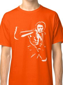 dirty harry t-shirt Classic T-Shirt