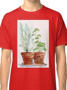 Rosemary and Parsley - Botanical Classic T-Shirt