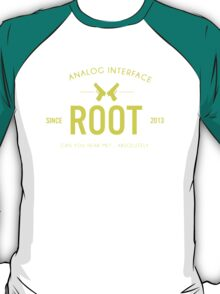 Person of Interest - Root - Black T-Shirt