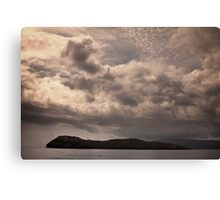 Molokini the Ominous Canvas Print