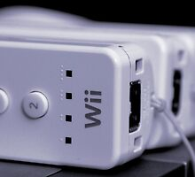 A Wii Bit of Control by Brandon Beresini