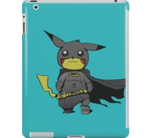 Bat Pikachu iPad Case/Skin