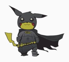 Bat Pikachu Kids Clothes