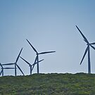 Windfarm - Yambuk Victoria by Earthworks