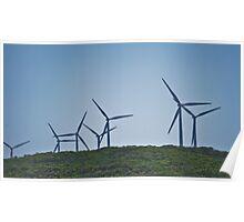 Windfarm - Yambuk Victoria Poster
