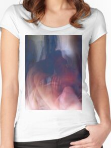 Last Night July12  2009 44 Women's Fitted Scoop T-Shirt