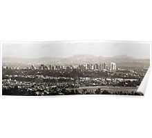 Downtown San Diego from Afar Poster