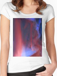 Last Night July12  2009 72 Women's Fitted Scoop T-Shirt