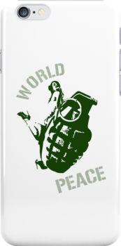 World Peace by 305movingart
