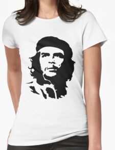 che guevara t-shirt Womens Fitted T-Shirt