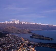Remarkable Queenstown by dtra