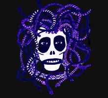 Purple Medusa Head Unisex T-Shirt