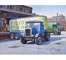 Lyons Scammell Photographic Print