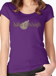 Baba Ganoush Women's Fitted Scoop T-Shirt