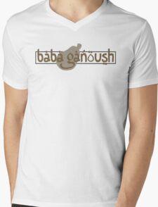 Baba Ganoush Mens V-Neck T-Shirt
