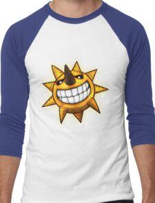 Soul Eater Sun  Men's Baseball ¾ T-Shirt