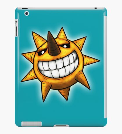 Soul Eater Sun  iPad Case/Skin