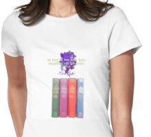 The Story Womens Fitted T-Shirt