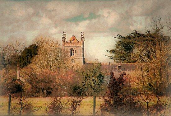 Village Church by naturelover