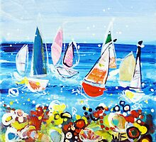 A Day on the Water by Wendy Eriksson