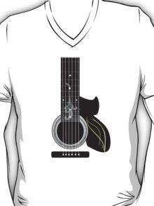 Acoustic Guitar Impression T-Shirt