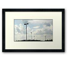 Superstorm's 003 Framed Print