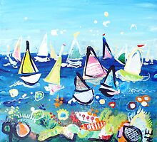 A Wonderful Day by Wendy Eriksson