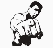 A Muhammad Ali t-shirt by ralphyboy