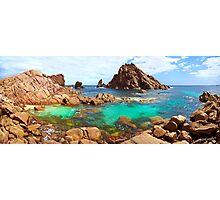 Sugarloaf Rock Day Panoramic Photographic Print