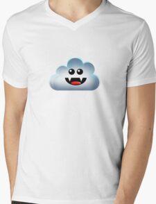 THUNDER CLOUD Mens V-Neck T-Shirt