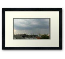 Superstorm's 010 Framed Print