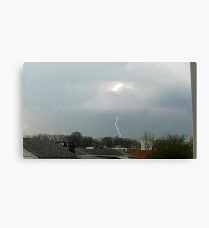 Superstorm's 016 Canvas Print