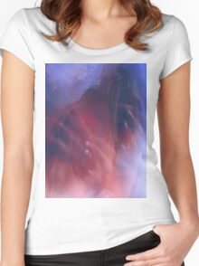 Last Night July12  2009 106 Women's Fitted Scoop T-Shirt