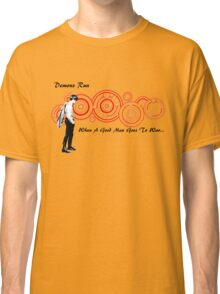 Drwho galigrafics Classic T-Shirt